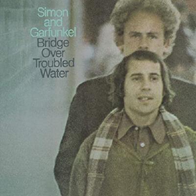 Simon & Garfunkel (사이먼 앤 가펑클) - Bridge Over Troubled Water [투명 컬러 LP]