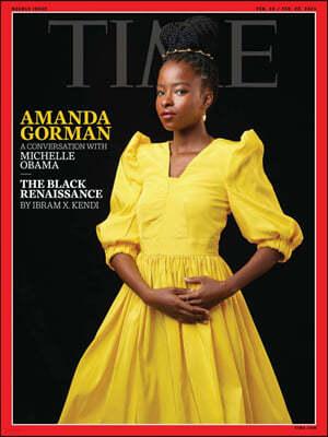 Time (주간) - USA Ed. 2021년 02월 15일
