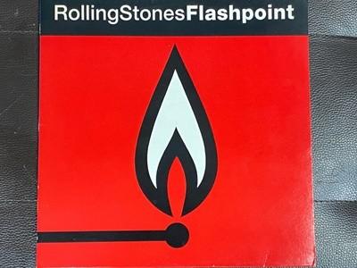 [LP] 롤링 스톤즈 - Rolling Stones - Flashpoint LP [에픽-라이센스반]