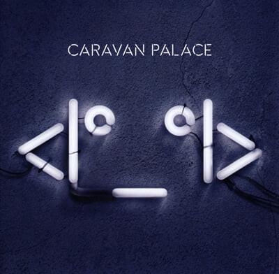 Caravan Palace (카라반 팰리스) - 3집 Icon <I°_°I> [2LP]