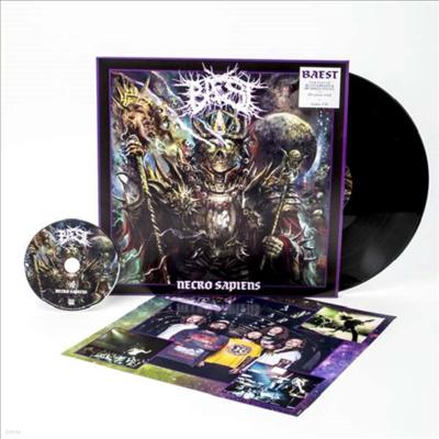 Baest - Necro Sapiens (180g)(LP+CD)