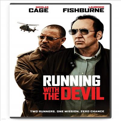 Running With The Devil (마약기생충) (2019)(지역코드1)(한글무자막)(DVD)