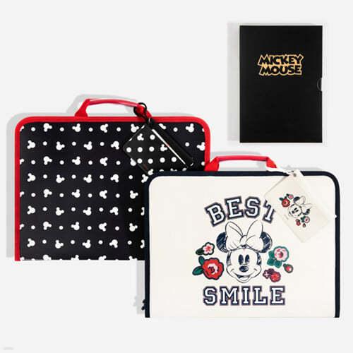 [예스베리굿즈][YES24 X Disney] 지퍼파일+카드지갑 세트