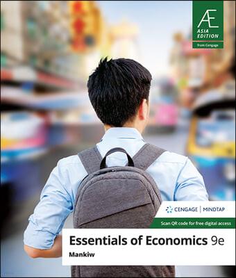 Essentials of Economics, 9/e (A/E)