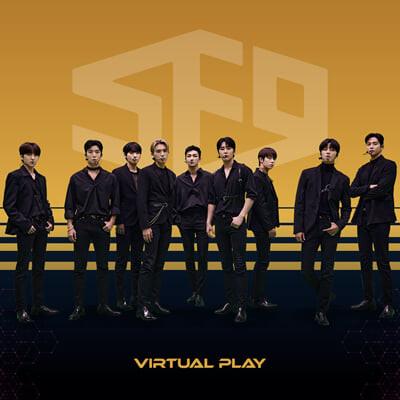에스에프나인 (SF9) - SF9 VP (Virtual Play) [VP 앨범]