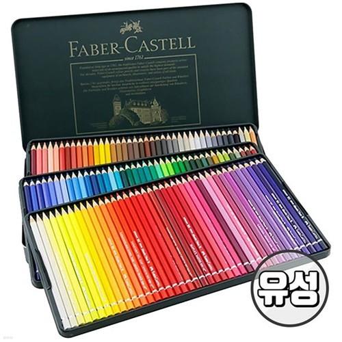 파버카스텔 폴리크로모스 전문가용 유성색연필 120색