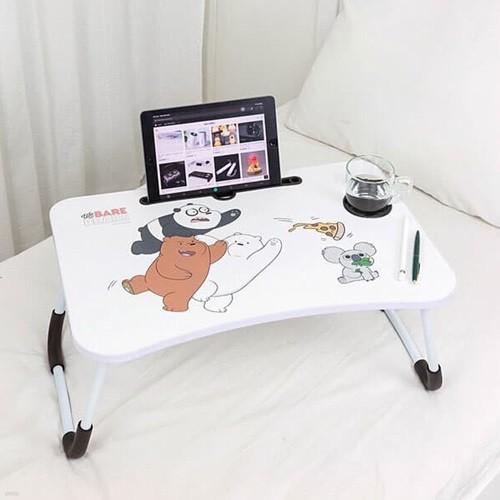 [레토] 위베어베어스 침대 베드 테이블 독서 노트북 트레이 WBT-F01