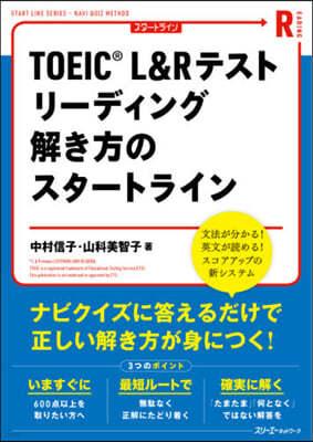 TOEIC L&Rテストリ-ディング解き