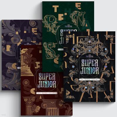 슈퍼주니어 (Super Junior) 10집 - The Renaissance (The Renaissance Style) [4종 중 1종 랜덤 발송]