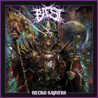 Baest - Necro Sapiens (Limited Mediabook)(CD)