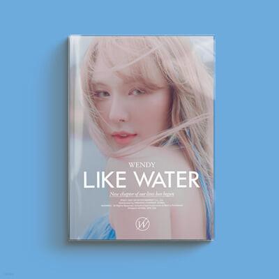 웬디 (WENDY) - 미니앨범 1집 : Like Water [Photo Book ver.]