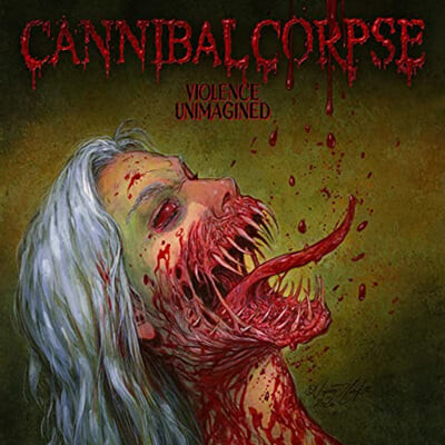 Cannibal Corpse (카니발 콥스) - 15집 Violence Unimagined