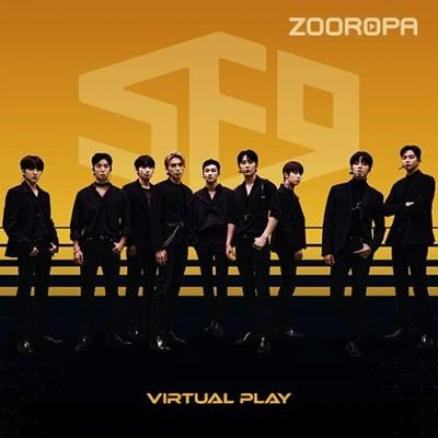 [미개봉/주로파] 에스에프나인 SF9 VP 앨범 Virtual Play