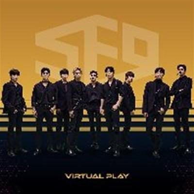[미개봉] 에스에프나인 (SF9) / SF9 VP (Virtual Play) 앨범