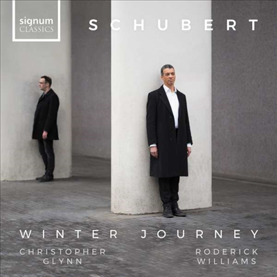 슈베르트: 겨울나그네 - 영어반 (Schubert: Winterreise D.911 - English)(CD) - Roderick Williams