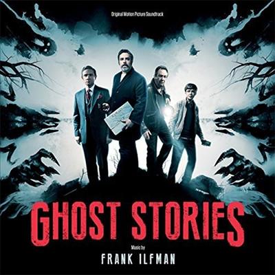 Frank Ilfman - Ghost Stories (귀신 이야기) (Soundtrack)(CD)