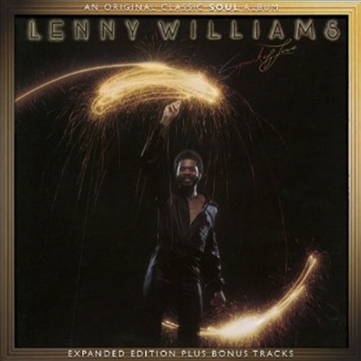 Lenny Williams - Spark Of Love (Remastered)(Expanded Edition)(CD)