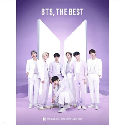 방탄소년단 (BTS) - BTS, The Best (2CD+Photo Booklet) (초회한정반 C)