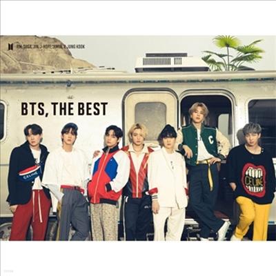 방탄소년단 (BTS) - BTS, The Best (2CD+2DVD) (초회한정반 B)