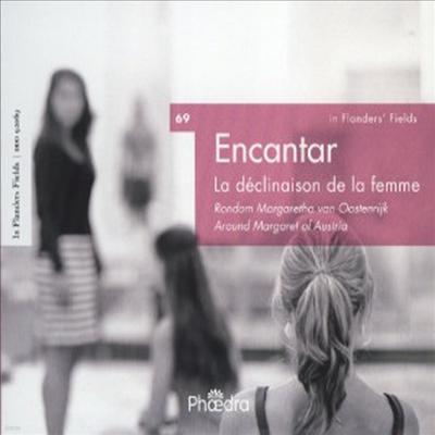 르네상스시대 여성의 슬픈 표정 (In Flanders Fields Volume 69 - La Declinaison de la Femme, Around Margaret of Austrian)(CD) - Encantar