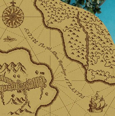 샤이니 (SHINee) 7집 리패키지 - Atlantis [2종 중 랜덤발송]