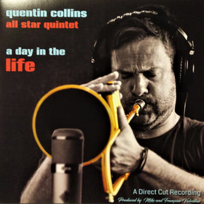 Quentin Collins (쿠엔틴 콜린스) - A Day In The Life [LP]