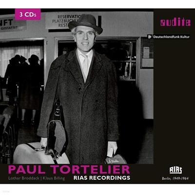 Paul Tortelier 베토벤 / 멘델스존 / 브람스 / 포레: 첼로 소나타 (Beethoven / Mendelssohn / Brahms / Faure: Cello Sonatas)