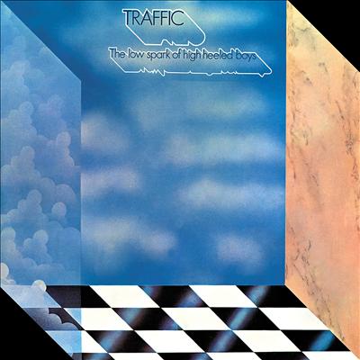 Traffic - Low Spark Of High Heeled Boys (180g LP)