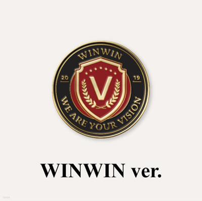 [WayV_WINWIN] 2021 BSK BADGE