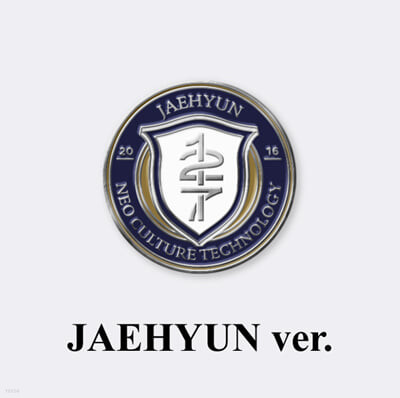 [NCT 127_JAEHYUN] 2021 BSK BADGE