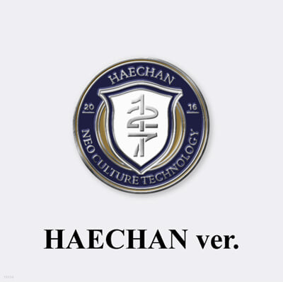 [NCT 127_HAECHAN] 2021 BSK BADGE