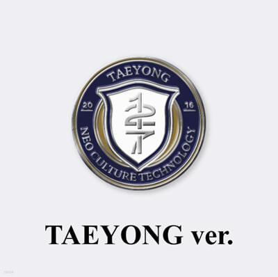 [NCT 127_TAEYONG] 2021 BSK BADGE