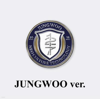 [NCT 127_JUNGWOO] 2021 BSK BADGE