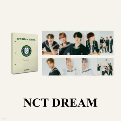 [NCT DREAM] 2021 BSK HARD COVER POSTCARD BOOK