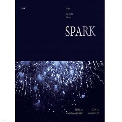 [중고] 제이비제이95 (JBJ95) / 미니 3집 SPARK (Mini 3rd/Chapter. 2 Ver.)