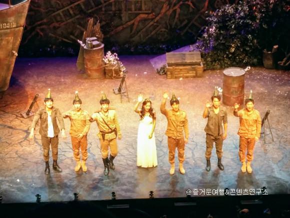 2011년 CJ 아지트 크레에이티브 마인드 선정작, 2013년 한국 뮤지컬 대상 극본상을 수상