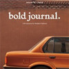 볼드 저널 bold journal. (계간) 6호 체험단