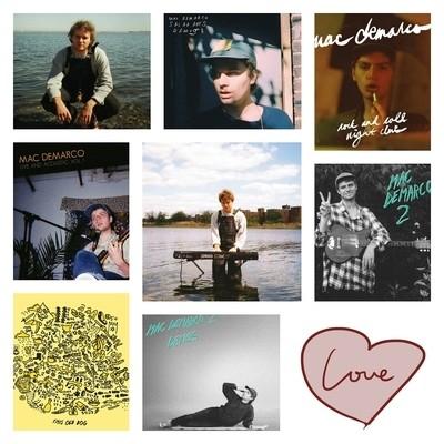 Mac DeMarco(캐나다, 싱어송라이터)맥 드마르코 음악을 들으면