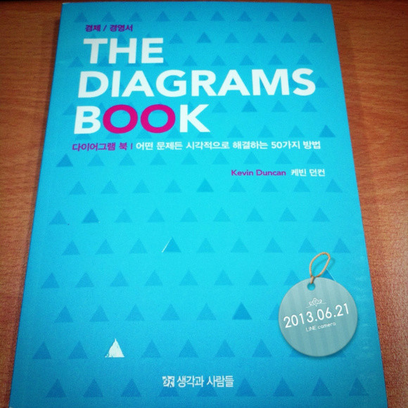 The Diagrams Book Yes24