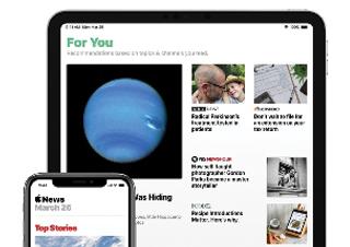 애플, 유료 뉴스 서비스 출시...기존 뉴스 서비스는?