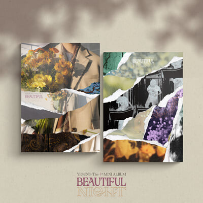 예성 (Yesung) - 미니앨범 4집 : Beautiful Night [Photo Book ver.] [커버 2종 중 랜덤 1종 발송]