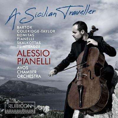Alessio Pianelli 시칠리아를 주제로 한 작품 모음집 [첼로와 오케스트라를 위한 편곡 버전]