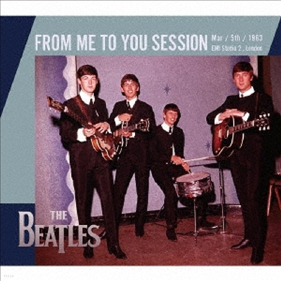 Beatles - From Me To You Sessions (Digipack)(일본반)(CD)
