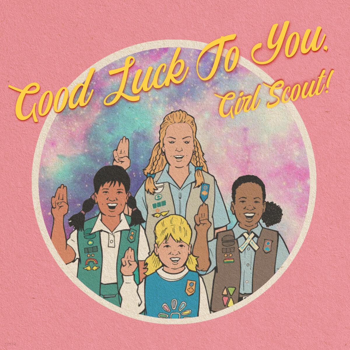 검정치마 (The Black Skirts) - Good Luck To You, Girl Scout! [미니CD]