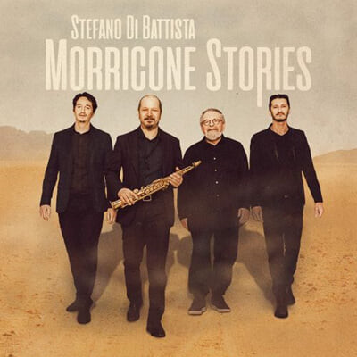Stefano Di Battista (스테파노 디 바티스타) - Morricone Stories [LP]
