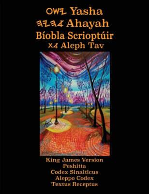 Yasha Ahayah Biobla Scrioptuir Aleph Tav (Irish Edition YASAT Study Bible)