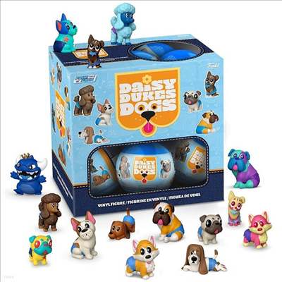 Funko - (펀코)Funko Paka Paka: Daisy Dukes Dogs- (Machine Capsules)(One Random Paka Paka Per Purchase)