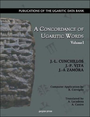A Concordance of Ugaritic Words (Vol 1-5)