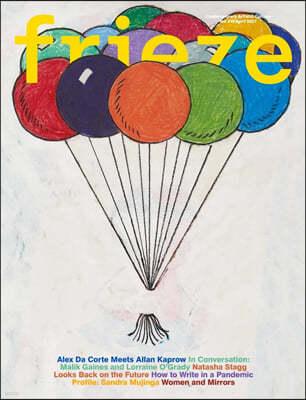 Frieze (격월간) : 2021년 04월