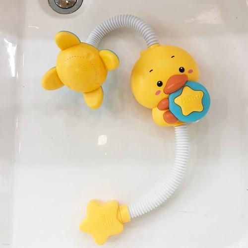 레츠토이 오리샤워기 유아 목욕놀이 물놀이 장난...